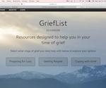 grieflist